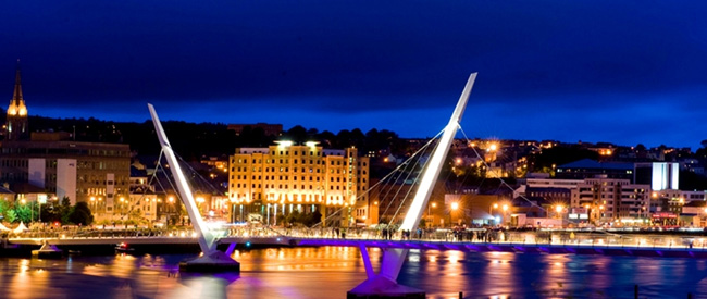 Stay in Derry